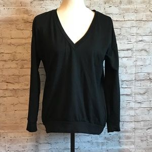 Banana Republic v neck sweatshirt
